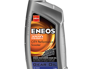 ENEOS CITY PERFORMANCE SCOOTER GEAR OIL 10W-40
